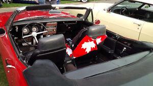 1967 Firebird Convertible 326CI 2-speed Auto London Ontario image 5
