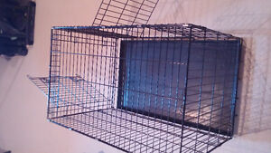 Cage grande pour chien 36 x 22