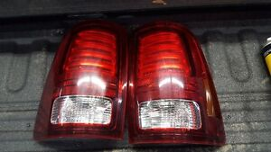 2009-16 Dodge Ram Factory LED Tail Lights