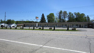 21 Unit Motel for Sale in Sudbury Area - by Owner