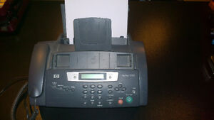HP Model 1010 Telephone-Fax-Copy-Scan