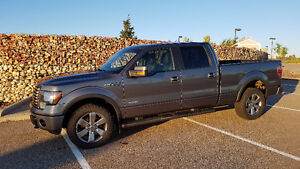 2011 Ford F-150 SuperCrew FX4 Ecoboost