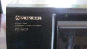 Pioneer PD-F605 multi cd West Island Greater Montréal image 4