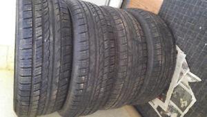 P185/65R14 85T Yokohama Avid TRZ All Season Tires