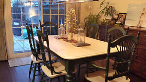 Beautiful Wooden Dining set