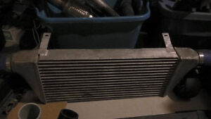 Front Mounted Intercooler
