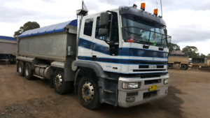HR Truck driver