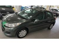 2009 Peugeot 207 S HDI 90 - 2 Former Keepers - FULL SERVICE 5 Service Stamps