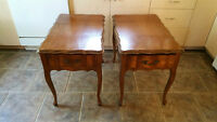 Queen Anne Table Set