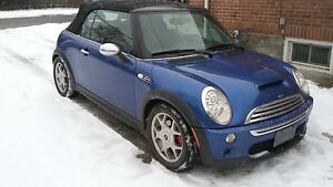 2005 MINI Other S Coupe convertable