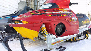 2 SLEDS-Running Great. Make best offer (s) Peterborough Peterborough Area image 7