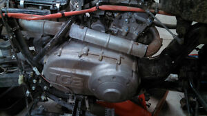 Tgb Outback motor and trans