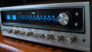 vintage Pioneer SX-737 stereo receiver