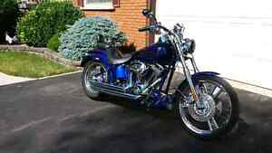 2004 cvo screaming eagle soft tail deuce