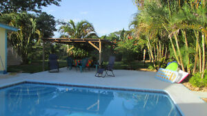 Belize B&B  with pool