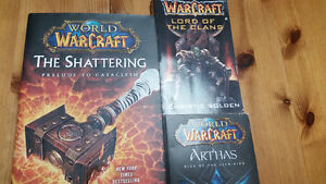 World of Warcraft assorted books