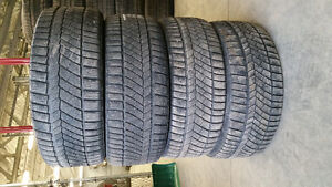 4x Continental ContiWinterContact Runflat 225/45R18 - 200$ obo