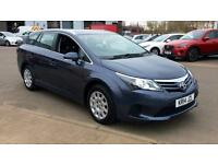 2014 Toyota Avensis 1.8 V-matic Active 5dr Manual Petrol Estate