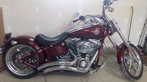 Mint condition! 2009 Harley Rocker C FXCWC