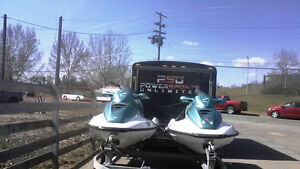 Pair of 2000 Seadoos great condition Well Maintained