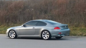 2004 BMW 6-Series Coupe Coupe (2 door)