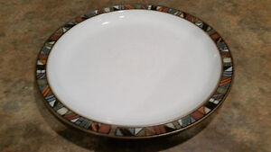 "Looking for Denby Marrakesh Pattern 10.5 "" Dinner Plates"