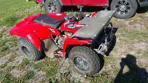 Honda  trx200 quad