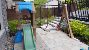 Step2 Swing Set Play Up Gym