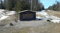 Desirable lot for sale in Candle Lake