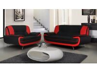 ** MODERN DESIGN SOFA SETS / CORNER SOFAS / ARMCHAIRS / FOOTSTOOLS *UK DELIVERY*