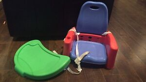 Booster seat ( high chair )