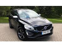 2015 Volvo XC60 D4 R-Design Nav Auto With Wint Automatic Diesel Estate