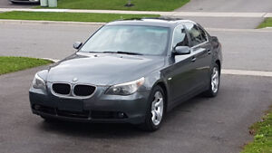 2006 BMW 5-Series Safetied Etested 525i