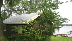 2 bdr waterfront cottage Aug.25-31 $80 nt