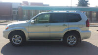 Well Maintained 2005 Lexus GX - $20800