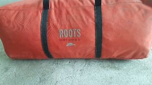 Roots 2 room family tent