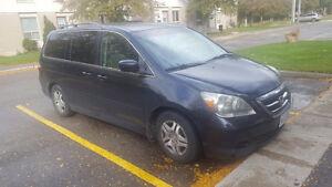 2006 Honda Odyssey Minivan, Van London Ontario image 1