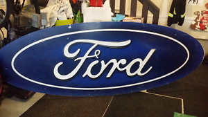 Ford Sign 3.5' x 9'