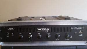 Mesa Boogie Bass Amp - Excellent Condition
