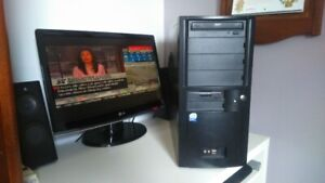 Windows 10 Desktop Computer Powered by ASUS For Sale