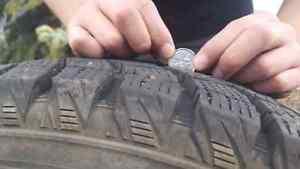 iPike RW11 Studded Winter Tires