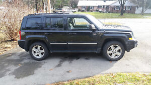 2010 Jeep Patriot North edition, trail rated SUV, Crossover