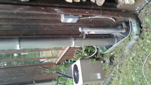 Furnace/Air Conditioner/Roth oil tanks/ Chimney