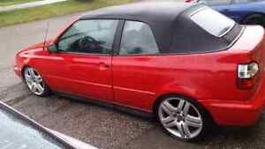 1997 VW Cabrio 1.8T NEED GONE ASAP