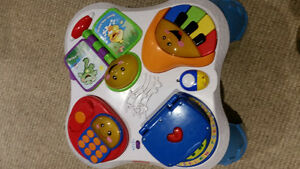 fisher price activity table Cambridge Kitchener Area image 2