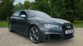 image for Audi RS3 2.5 TFSI RS 3 Quattro S 7 Spee Auto Hatchback Petrol Automatic