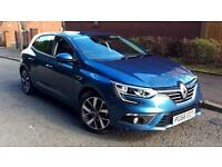 2016 Renault Megane Hatch 1.5 dCi Dynamique S Nav 5dr Manual Diesel Hatchback