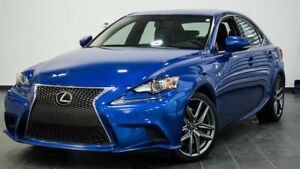 2014 Lexus IS350 AWD 6A