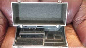 LARGE PEDAL BOARD W/ TRAVEL CASE