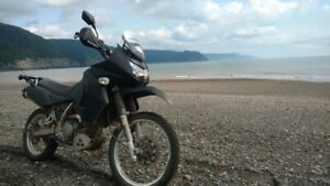 2008 KLR 650 with 685 kit and many more